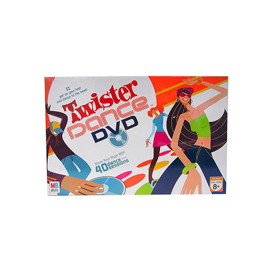 Twister Dance DVD Edition Game