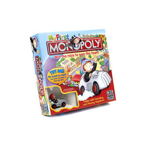 Photo of My First Monopoly Toy