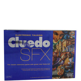 Electronic Talking Cluedo SFX Reviews