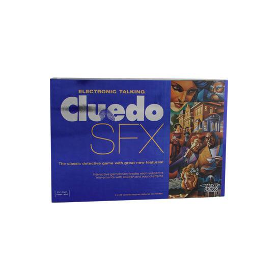 Electronic Talking Cluedo SFX