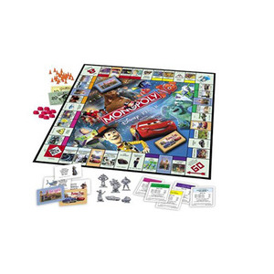 Photo of Monopoly Disney Pixar Edition Toy