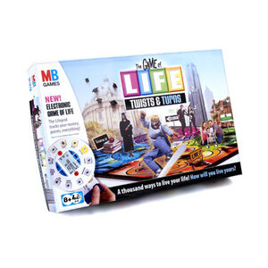 Photo of Game Of Life - TWISTs & Turns Board Games and Puzzle