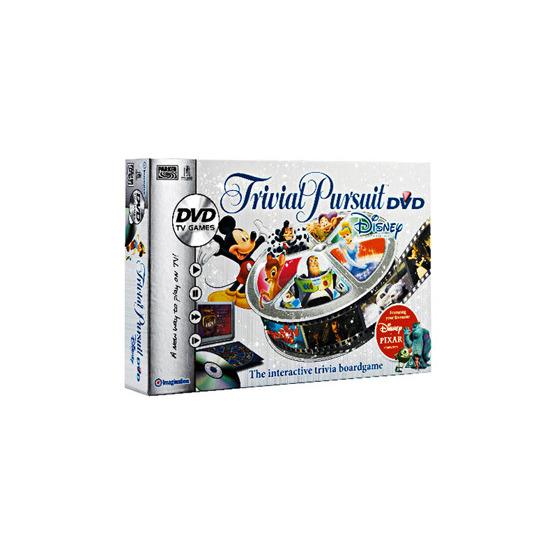 Trivial Pursuit DVD Disney Edition