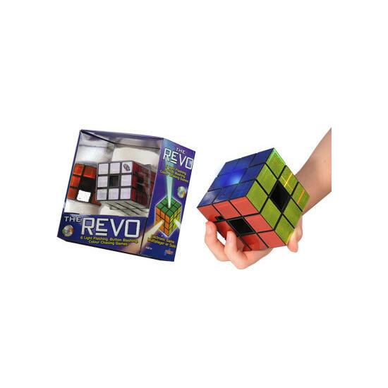 Revo Electronic Rubik's Cube