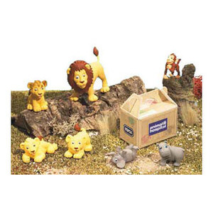 Photo of Animal Hospital On Location - Africa Safari Families (Lion) Toy