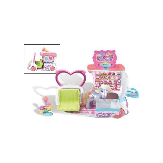 My Little Pony - Ice Cream Dream Supreme with Rainbow Swirl