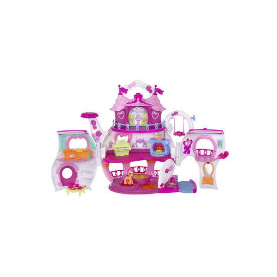 My Little Pony - Ponyville Tea Pot Palace