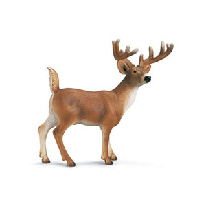 Photo of White Tailed Buck Toy