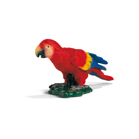 Parrot Red