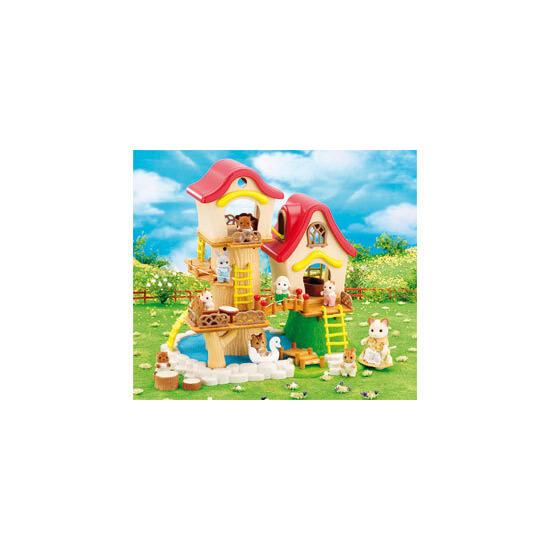 Sylvanian Families - Baby Fairground House