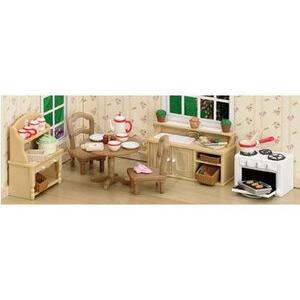 Photo of Sylvanian Families - Cottage Kitchen Toy