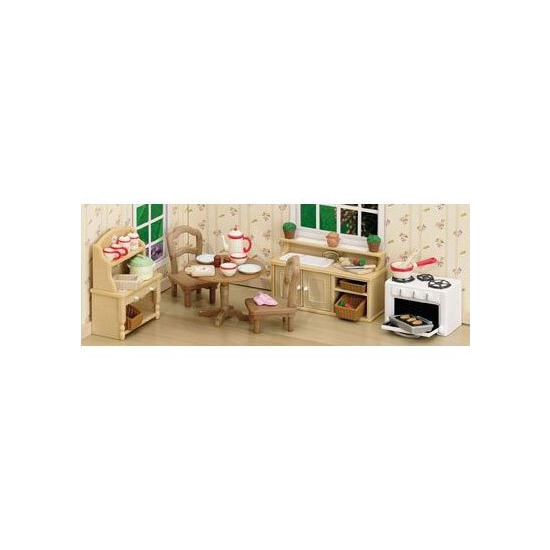 Sylvanian Families - Cottage Kitchen