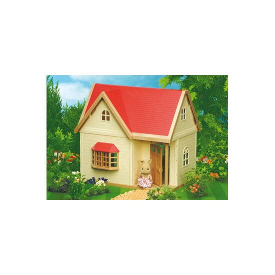 Sylvanian Families - Rose Cottage