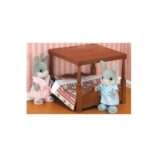 Sylvanian Families - Four Poster Bed