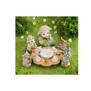 Photo of Sylvanian Families - Party Set Toy