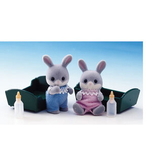 Photo of Sylvanian Families - Cottontail Rabbit Baby Toy
