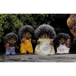 Photo of Sylvanian Families - Hedgehog Family Toy