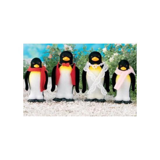 Sylvanian Families - Penguin Family