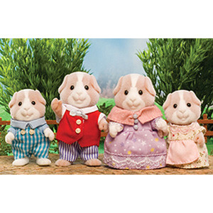 Photo of Sylvanian Families - Guinea Pig Family Toy