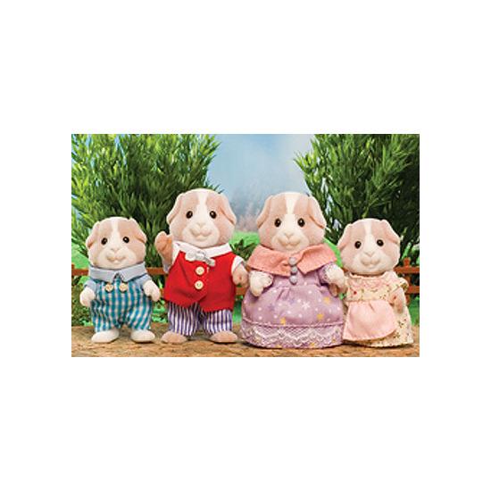 Sylvanian Families - Guinea Pig Family