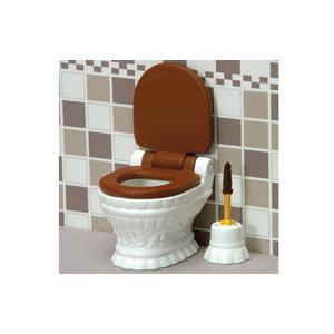 Photo of Sylvanian Families - Luxury Toilet Toy