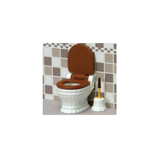 Sylvanian Families - Luxury Toilet