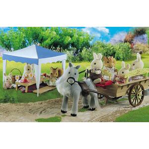 Photo of Sylvanian Families - Pony & Trap Toy