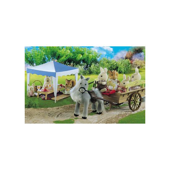 Sylvanian Families - Pony & Trap