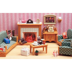 Photo of Sylvanian Families - Victorian Living Room Set Toy
