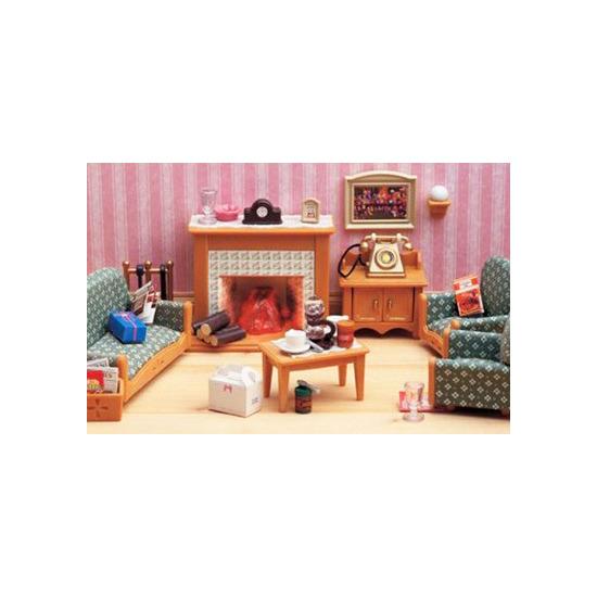 Sylvanian Families   Victorian Living Room Set Part 46