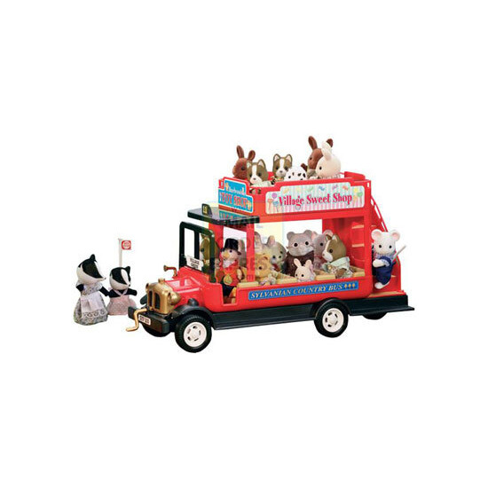 Sylvanian Families - Country Bus