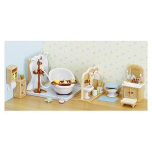 Photo of Sylvanian Families - Cottage Bathroom Set Toy