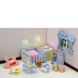 Sylvanian Families - Nightlight Nursery Set Reviews