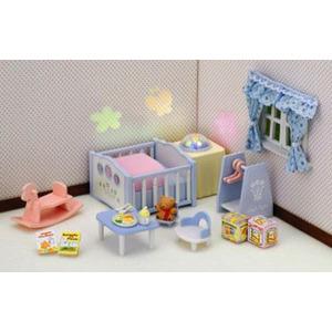 Photo of Sylvanian Families - Nightlight Nursery Set Toy