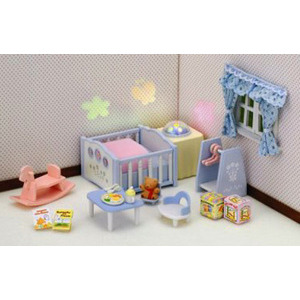 Photo of Sylvanian Families - Nightlight Nursery Set Toy