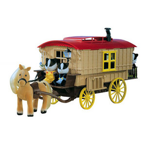 Photo of Sylvanian Families - Caravan & Pony Toy