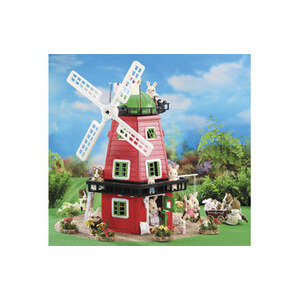 Photo of Sylvanian Families - The Mill On The Hill Toy