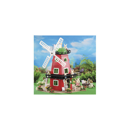 Sylvanian Families - The Mill on the Hill