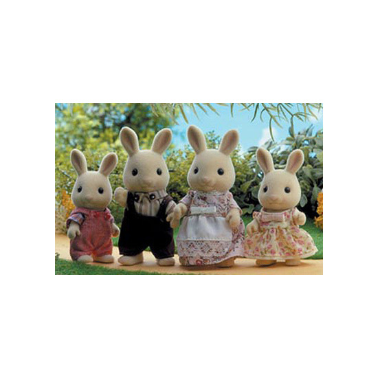 Sylvanian Families - Rabbit Family