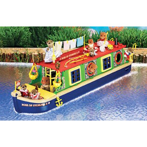 Photo of Sylvanian Families - Riverside Canal Boat Toy