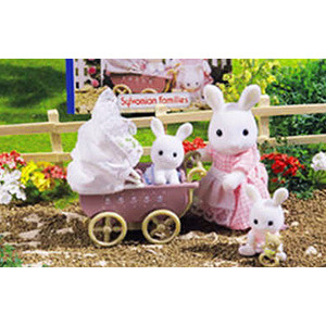 Photo of Sylvanian Families - Connor & Kerri's New Pram Toy