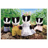 Photo of Sylvanian Families - Badger Family Toy