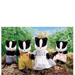 Sylvanian Families - Badger Family Reviews
