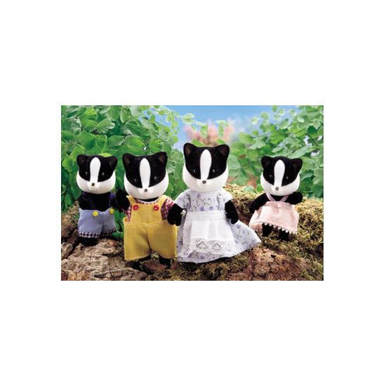 Sylvanian Families - Badger Family