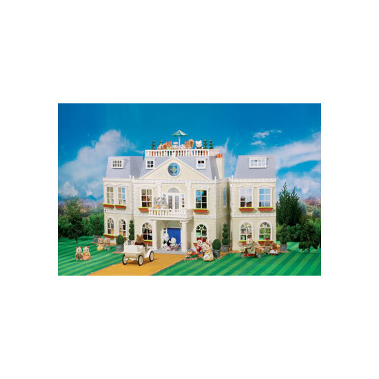 Sylvanian Families - Grand Hotel with Chef & Waitress
