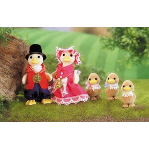 Photo of Sylvanian Families - Duck Family Toy