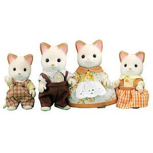 Photo of Sylvanian Families - Cream Cat Family Toy