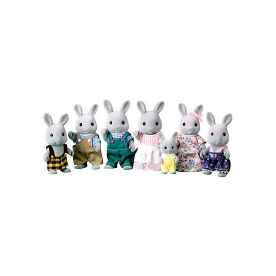 Sylvanian Families - Deluxe Babblebrook Rabbit Family