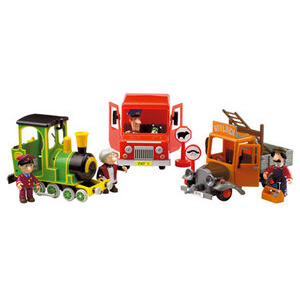 Photo of Postman Pat Vehicle Playset Toy