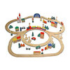 Photo of Electronic Wooden Train Set Toy